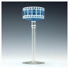 Otto Prutscher Meyrs Neffe Wine Glass c1910