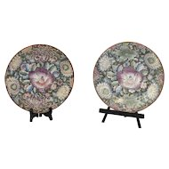Two plates - China - Approx. 1900