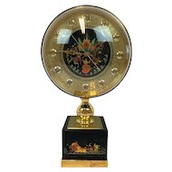 Becha Russian clock with hand painting