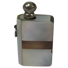 Burner (lighter) - Mother of pearl - 19th century