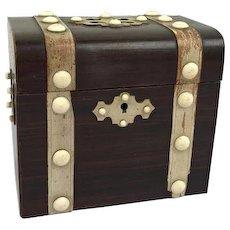 Coromandel wooden box - Netherlands - Ca. 1930/1940