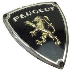 Grill mascot - Peugeot - (1960-1973)