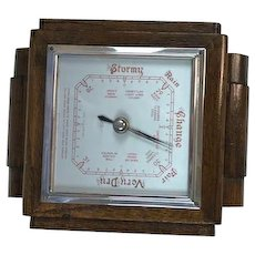 English barometer made by Smith Brothers - England - Ca. 1930
