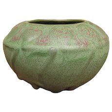 Van Briggle 1907 Squat Vase F9713