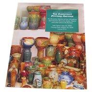David Rago Presents The Zanesville Pottery Auction Catalog c12