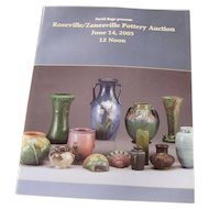 David Rago presents Roseville/Zanesville Pottery Auction Catalog c23