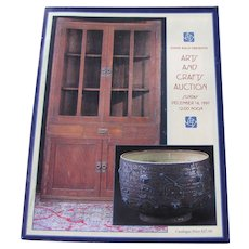 David Rago Presents Arts & Crafts Auction Catalog c24