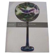Rago Catalog of Decorative Art Items  c3