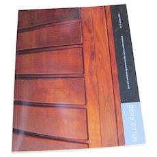 John Sollo & David Rago present a 20th Century Modern Weekend Catalog  c34