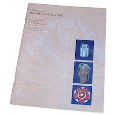 David Rago Presents Arts & Crafts in New York Catalog c24