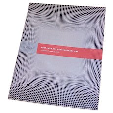 Rago Catalog of Post-war and Contemporary Art  c38