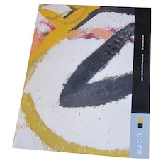 Rago Catalog of Post-war and Contemporary Art  c39