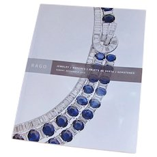 Rago Catalog of Watches/ Jewelry/ Objets De Vertu/ Gemstones c42
