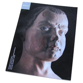 Rago Catalog of Curiouser & Curiouser: Outsider and Fine Art, Exceptional Objects c51