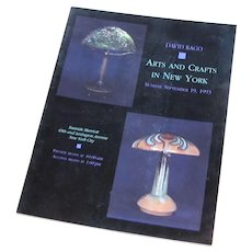 David Rago Arts & Crafts in New York Catalog c56