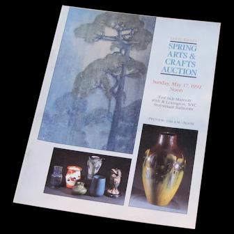 David Rago's Spring Arts & Crafts Catalog c59