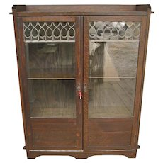 Superb Antique Limbert Bookcase f6156