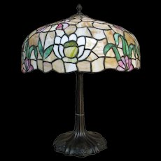 Chicago Lamp Company Table Lamp  ff547