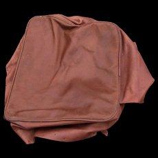 Vintage Brown Morris Chair Seat Leather  le19