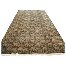 Superb Antique Large Anglo Persian Wilton Rug  r7213