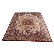 Vintage Persian Bidjar  r8285