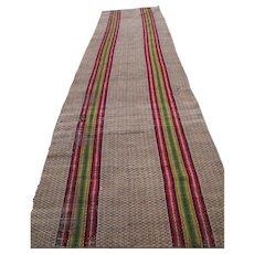 Vintage Amish Rag Rug   rr1512      SALE      50% Off      SALE    Free Shipping