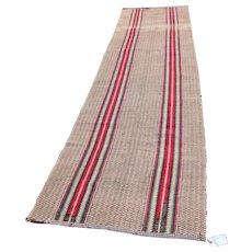 Vintage Amish Rag Rug   rr1513      SALE      50% Off      SALE    Free Shipping
