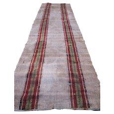 Vintage Amish Rag Rug   rr1515      SALE      50% Off      SALE  Free Shipping