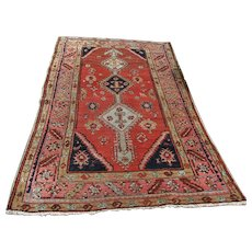 Antique North West Persian Oriental Rug  rr2027