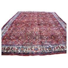 Antique Persian Mahal  rr2137