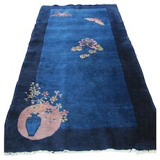 Superb Antique Deco Chinese Rug  rr2488
