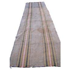 Vintage Amish Rag Rug   rr2572     SALE      50% Off      SALE    Free Shipping