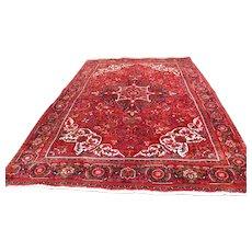 Vintage Persian Heriz Rug  rr2600