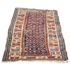 Antique Caucasian Oriental Rug  rr2646