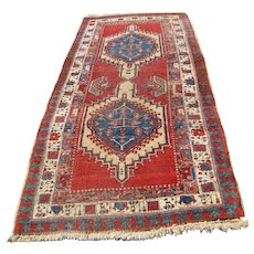 Antique Persian Oriental Rug  rr2738