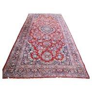 Semi Antique Persian Kazvin rr2749