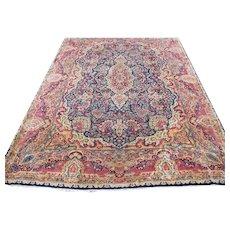 Antique Persian Kerman Rug  rr2751