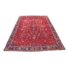 Palace Size Antique Indian Rug  rr2801