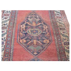 Antique Persian Kurdish Bedjar Rug   rr2804