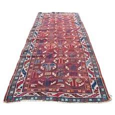Antique Caucasian Oriental Rug  rr2838