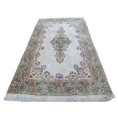 Vintage Persian Kerman Oriental Rug  rr2905