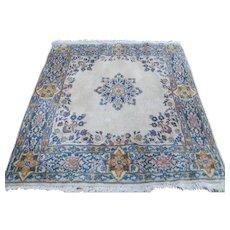 Vintage Persian Kerman Oriental Rug  rr2910
