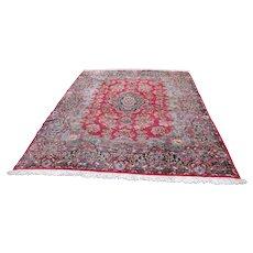 Superb Vintage Handmade Kerman Oriental Rug  rr2918
