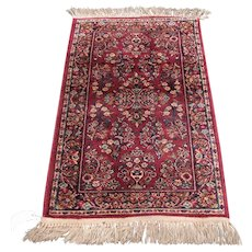 Vintage Karastan Rug  rr3327  This rug was sold in our shop and not for sale anymore,