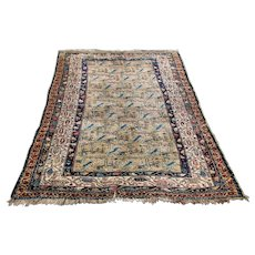 Superb Antique Persian Oriental Rug rr3342