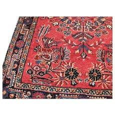 Antique Persian Lilihan Rug  rr3395