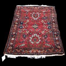 Antique Persian Lilihan Rug  rr3412