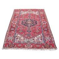 Vintage Persian Hamadan Oriental Rug  rr3419
