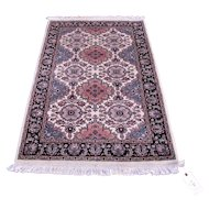 Vintage Hand-knotted Oriental Rug  rr3421   Looks Like Made Yesterday!!!