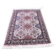 Vintage Hand-knotted Oriental Rug  rr3423  Looks Like Made Yesterday!!!